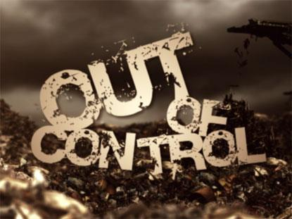 Out of Control on Toxic Sickness Radio